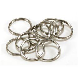 Best Divers Split Ring 30mm Stainless Steel (pack of 2)