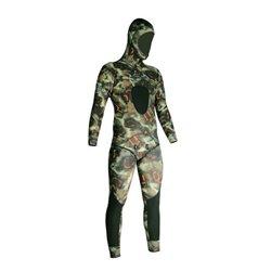 Best Hunter камуфлажен костюм 5 мм с двойна хеланка