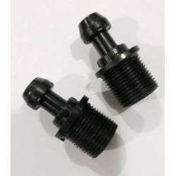 MVD Polymer Threaded Band Adaptors (pair)