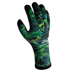 Epsealon Gloves Green Fusion PowerTex 3mm Yamamoto® 039