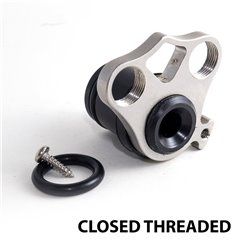 MVD Closed Threaded Muzzle