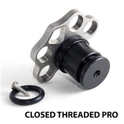 MVD Closed Threaded Pro Muzzle