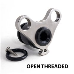 MVD Open Threaded Muzzle