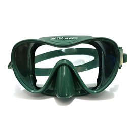 Picasso Uno Green Camo Mask