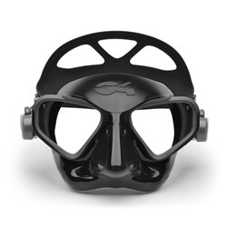 C4 mask Falcon Black