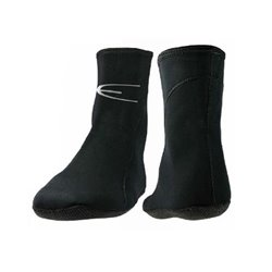 Epsealon чорапи Caranx Black 3mm