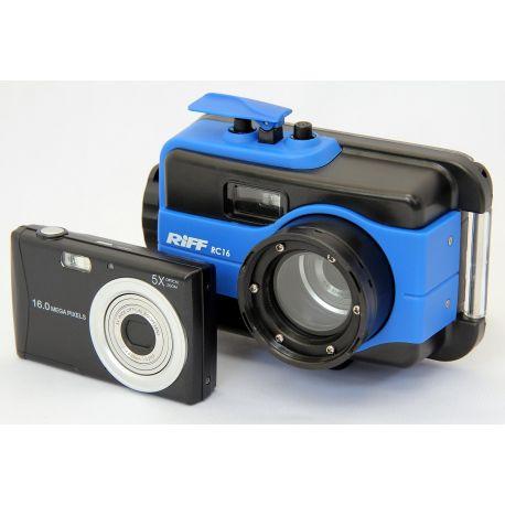 Riff 16MP Underwater Camera and Housing