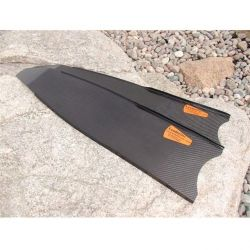 Leaderfins blades WAVES Carbon