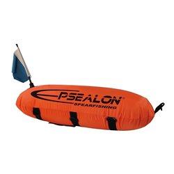 Epsealon Torpedo buoy Orange with internal bladder