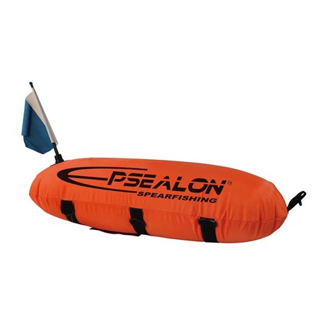 Epsealon Torpedo buoy Orange with internal bladder