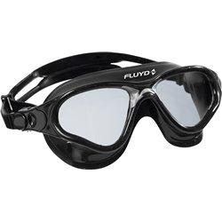 Fluyd плувна маска MASTER MID Black