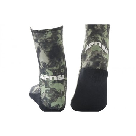 Apnea 3 mm Camouflage Socks