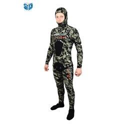 Apnea Evolution 3D Camo 7mm Wetsuit