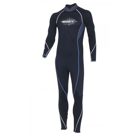 Beuchat Alize Overall 3mm Diving Wetsuit