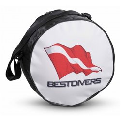 BestDivers regulator bag Flag