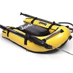BestDivers OKIPA 3 inflatable spearfishing board