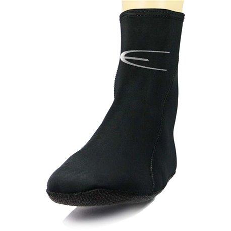 Epsealon Socks Caranx Black 3mm