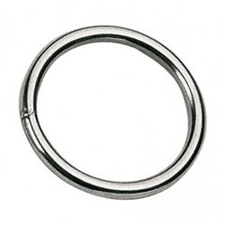 BestDivers Closed Ring Ø30mm stainless steel (2 pcs)