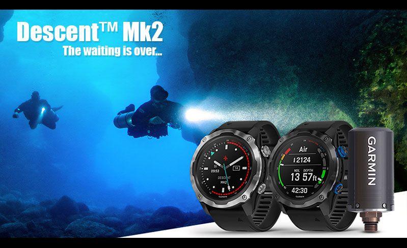 Garmin Descent MK2