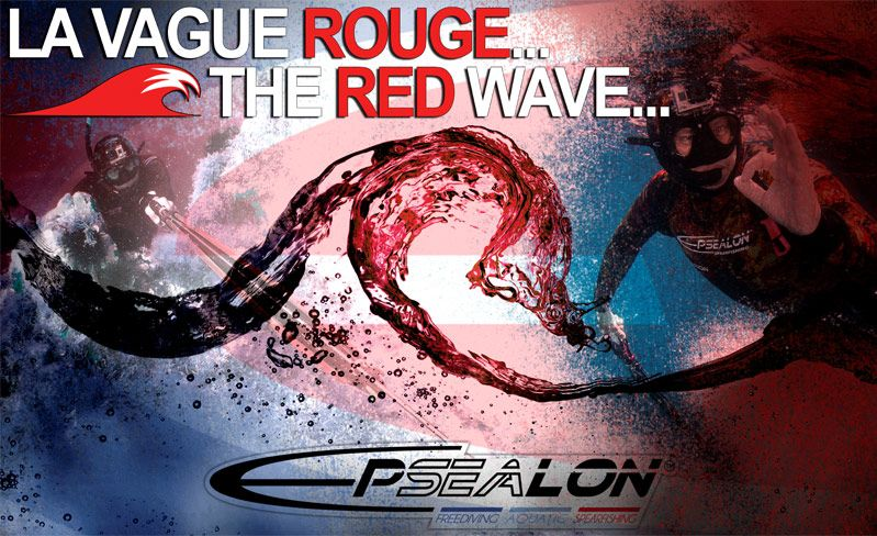 Epsealon Vague Rouge